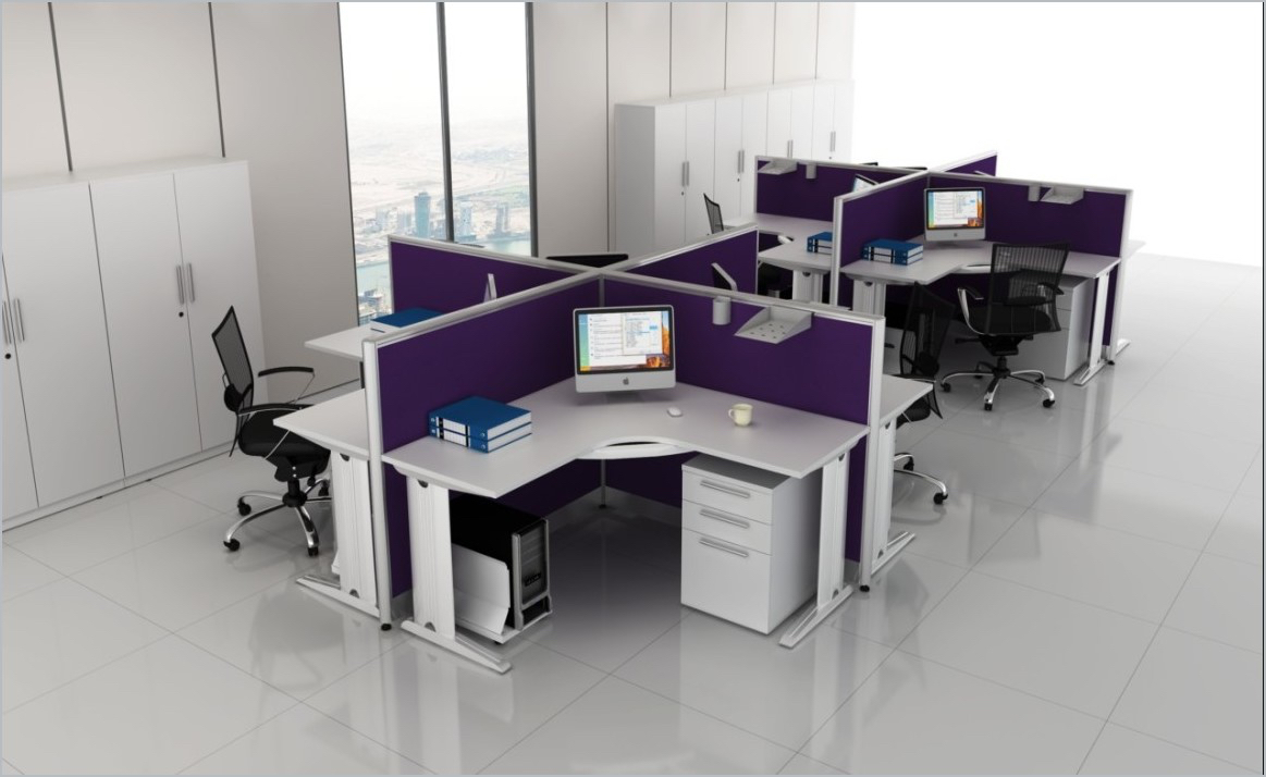 Charming Thrilling Desk Design Ideas 5 Awesome Inspiration Modular Office Furniture Workstations Cubicles Systems Modern In Home Chairs Corner Desks